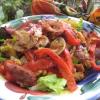 Veggie Fajita Salad!