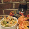 Thinlandia's Eclectic Blend Lower Fat, Lower Sodium Pasta Salad