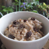 Coming soon – Oatmeal Rice Breakfast Pudding!