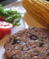 You can never go wrong with Spicy Black Bean Burgers!