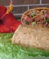 Quick Easy Lunch – the Lentil Panzanella Wrap!